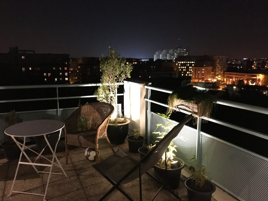 Eclairage De Terrasse Exterieur terrasse panoramique aux portes de paris – Éclairer son