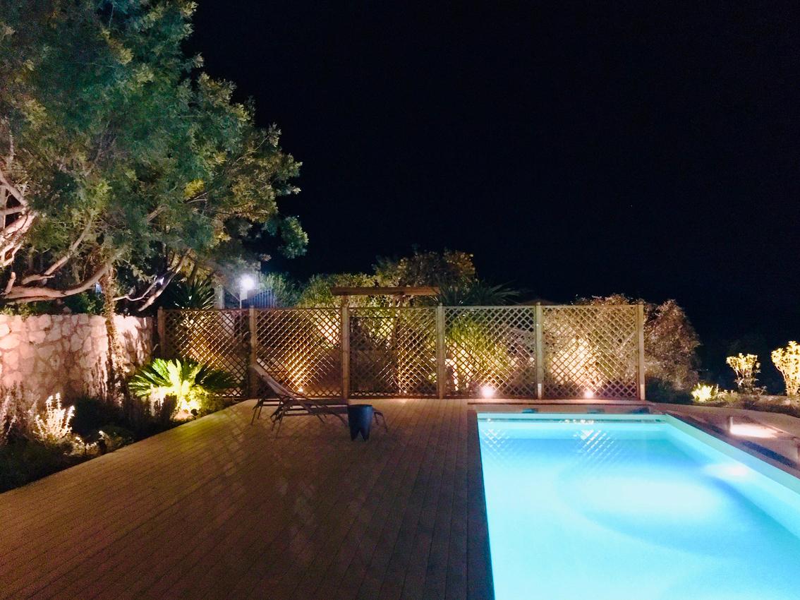 Comment Installer Un Eclairage Exterieur Éclairer son jardin – jardins de nuit – renaud serniclay